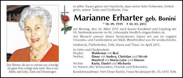 Marianne Erharter