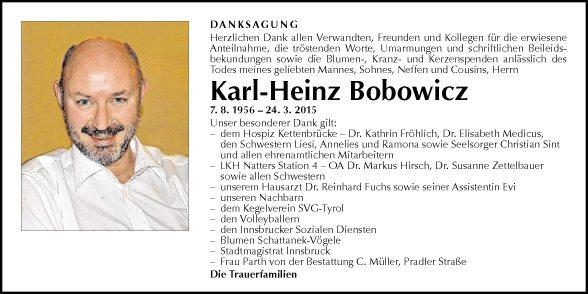 Karl-Heinz Bobowicz