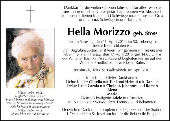 Hella Morizzo