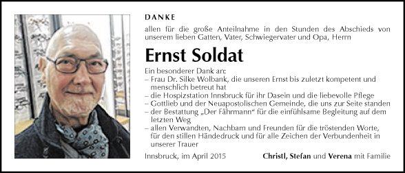 Ernst Soldat