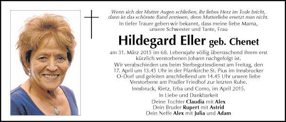 Hildegard Eller