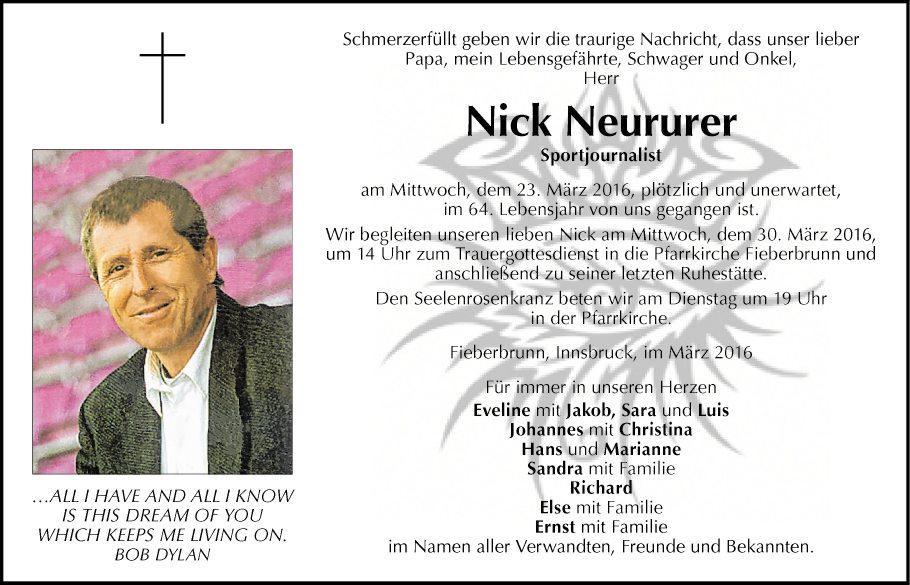 Nick Neururer