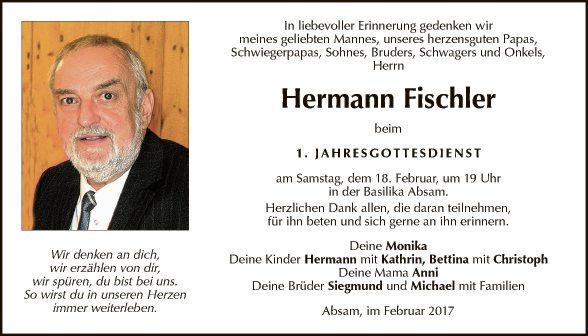 Hermann Fischler