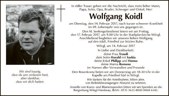 Wolfgang Koidl