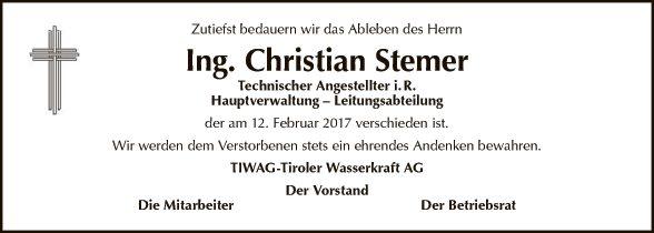 Christian Stemer