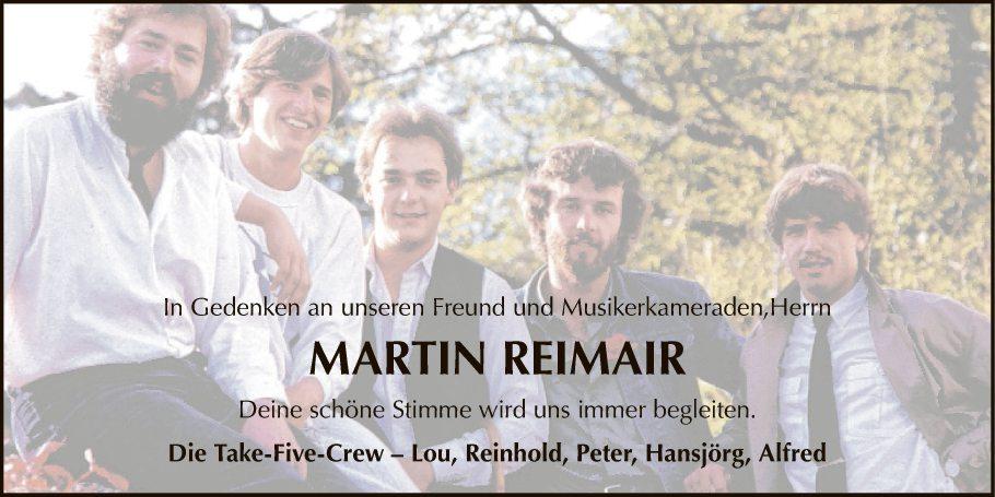 Martin Reimair
