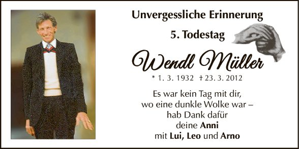 Wendl Müller