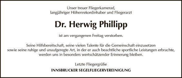 Dr. Herwig Phillipp