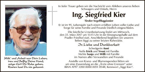 Siegfried Kier