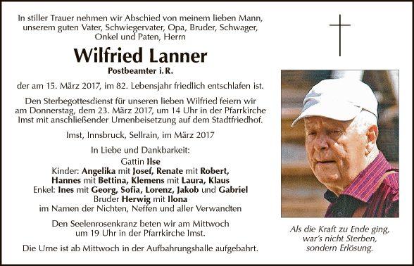 Wilfried Lanner