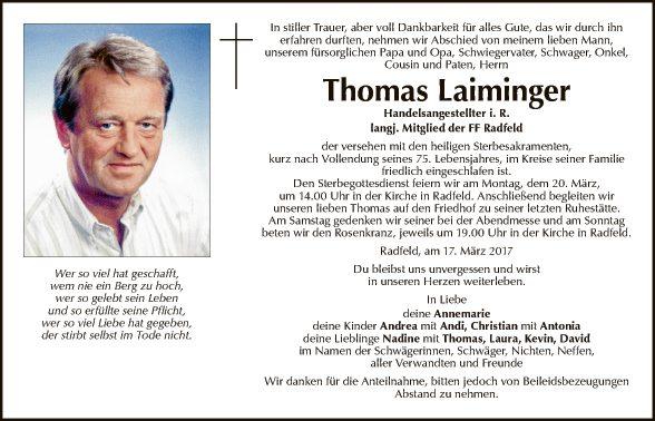 Thomas Laiminger