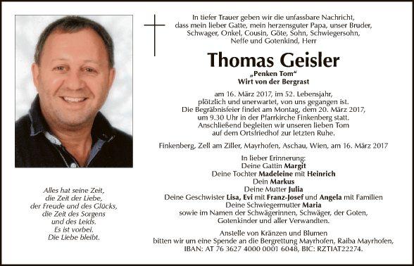 Thomas Geisler