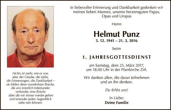 Helmut Punz