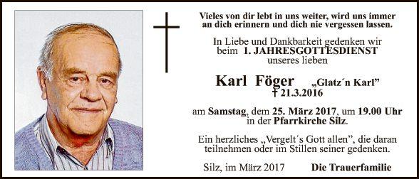 Karl Föger