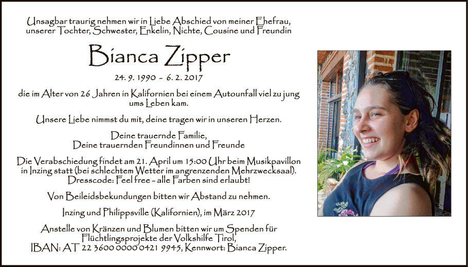 Bianca Zipper