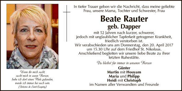 Beate Rauter