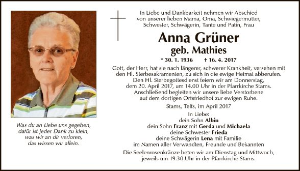 Anna Grüner