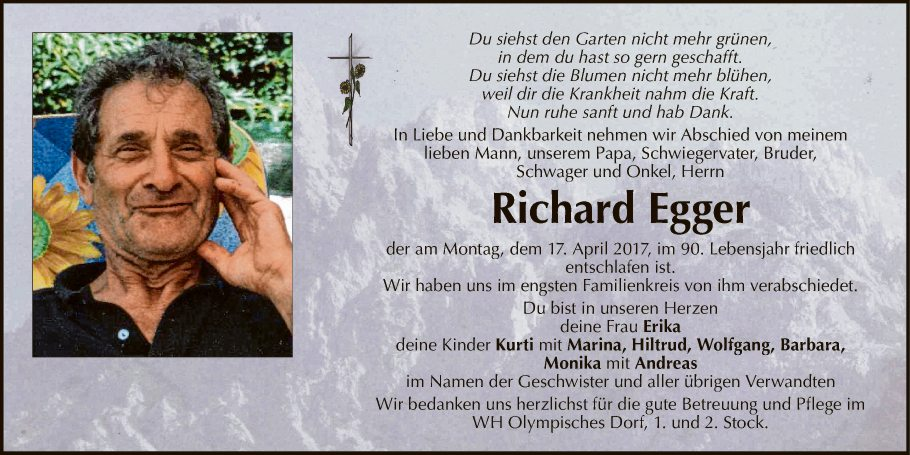 Richard Egger
