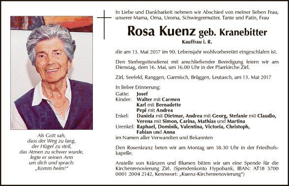 Rosa Kuenz