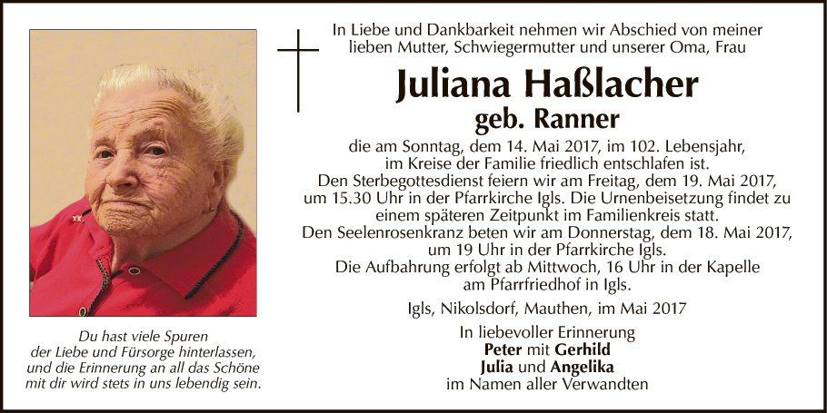 Juliana Haßlacher