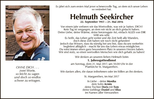 Helmut Seekircher