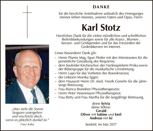 Karl Stotz