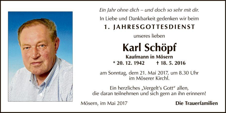 Karl Schöpf