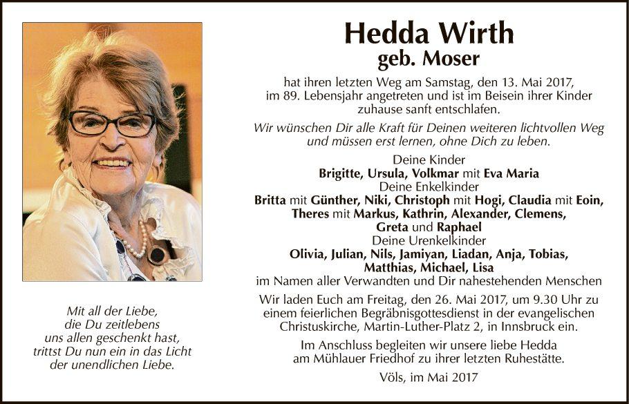 Hedda Wirth