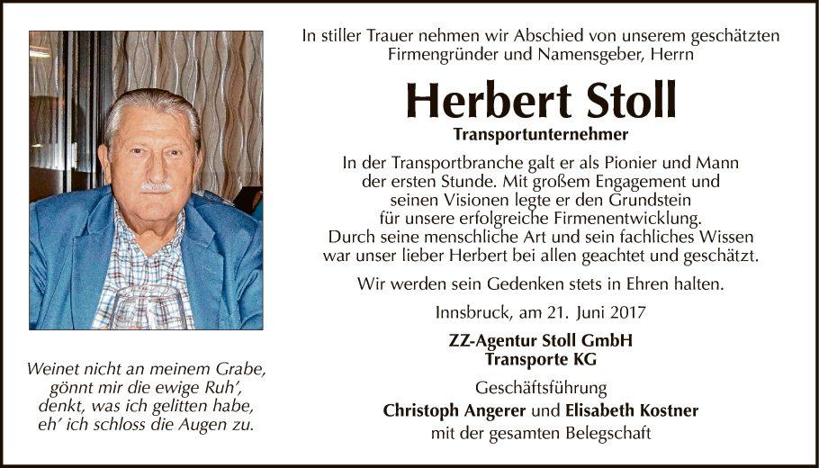 Herbert Stoll