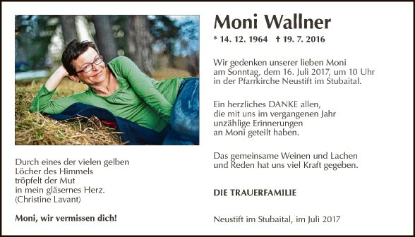Moni Wallner