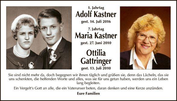 A.&M. Kastner, TA Ottilia Gattringer