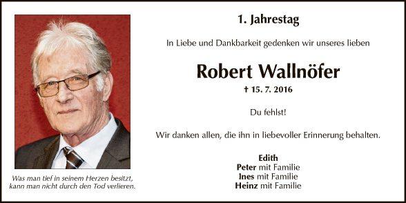 Ing. Robert Wallnöfer