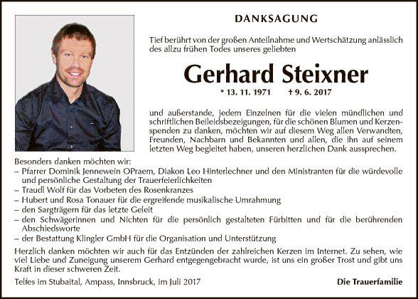 Gerhard Steixner
