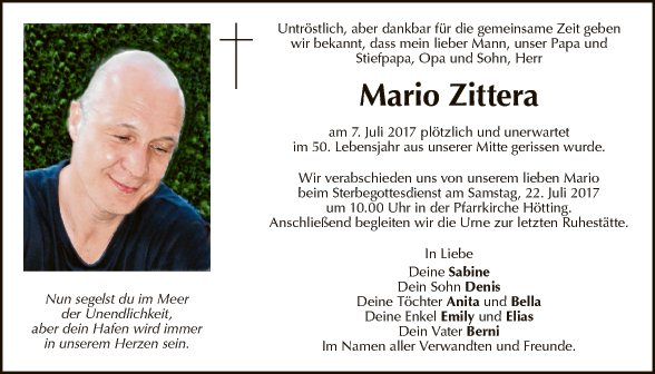 Mario Zittera