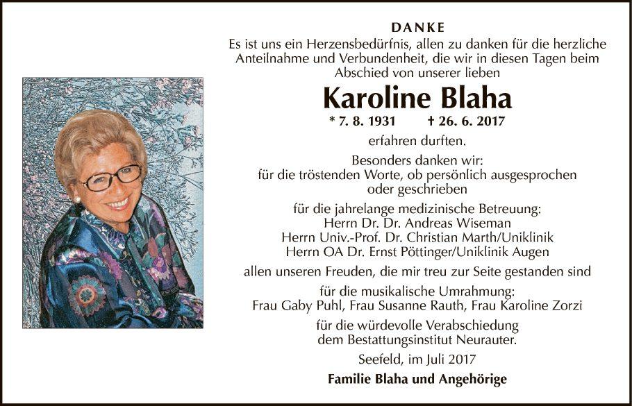 Karoline Blaha