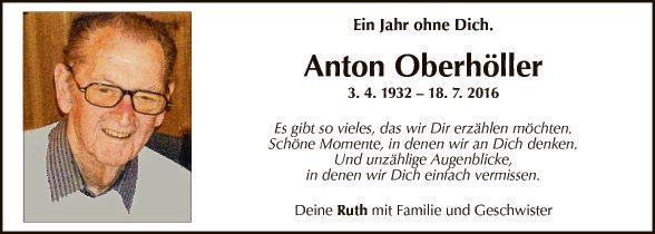 Anton Oberhöller