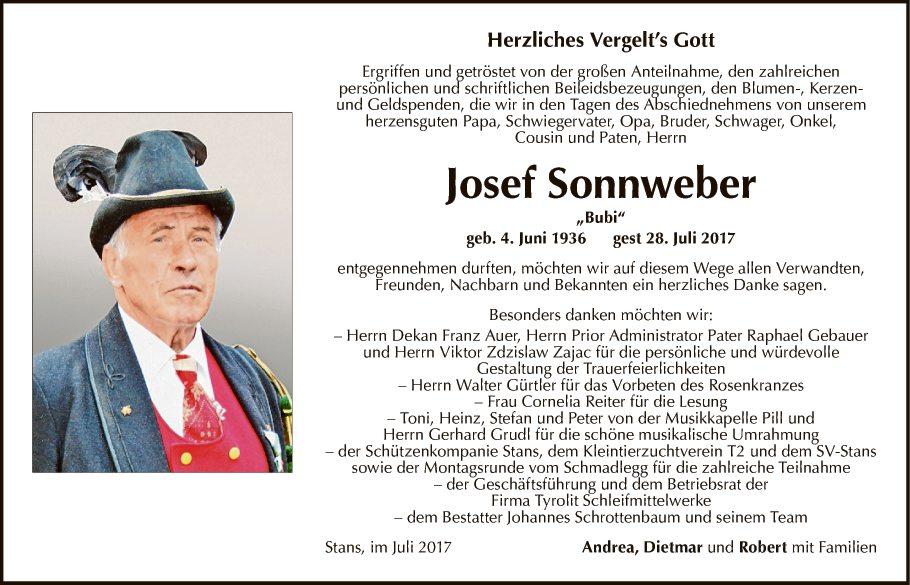 Josef Sonnweber