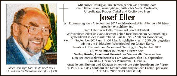 Josef Eller