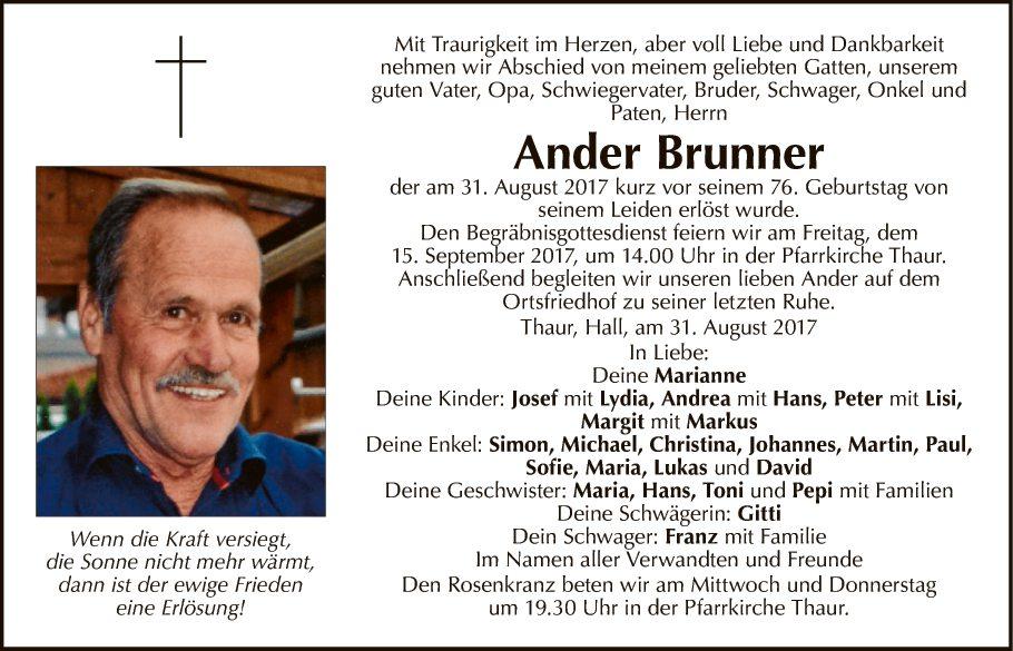 Ander Brunner