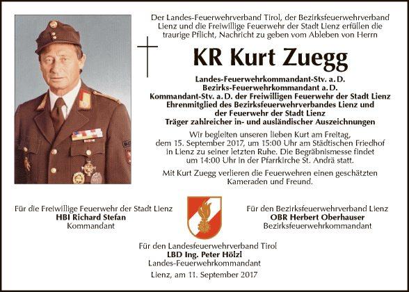 Kurt Zuegg