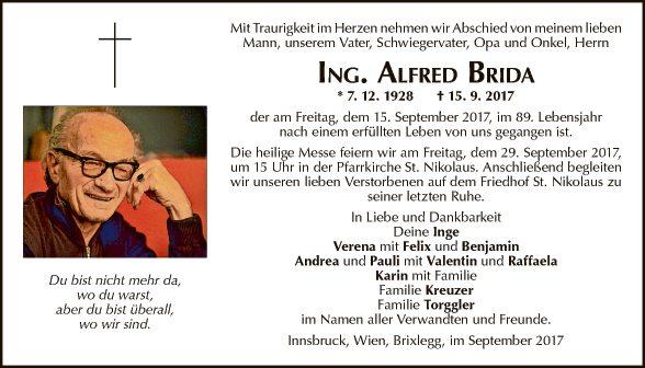 Alfred Brida
