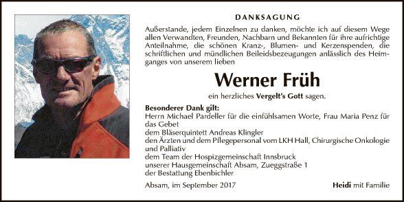 Werner Früh
