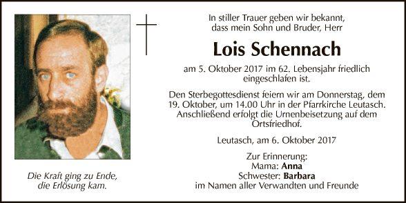 Lois Schennach