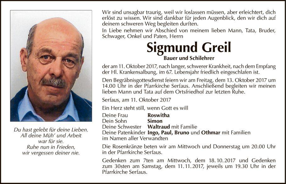 Sigmund Greil