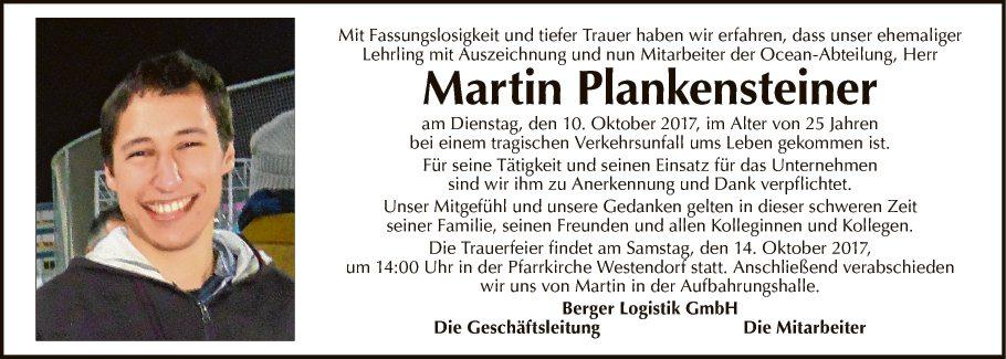 Martin Plankensteiner