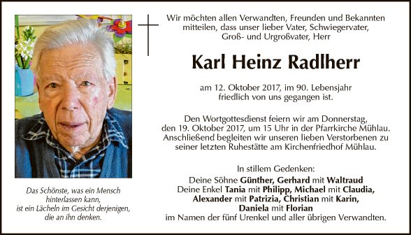 Karl Heinz Radlherr