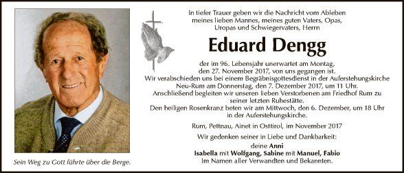 Eduard Dengg