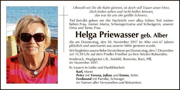 Helga Priewasser