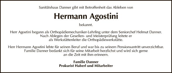 Hermann Agostini