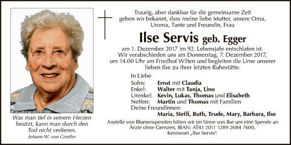 Ilse Servis